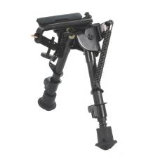 """Сошка (двуногая подставка, бипод) Harris серия S модель BR 6-9"""" 150-230 мм (HB BR-S) качалка c фиксацией"""