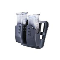 Подсумок для двух магазинов Glock 9 мм и 40 калибра DMP / 01