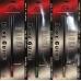 Направляющая для шомпола Bore Tech для чистки оружия калибра  .17 - .25  (золото) BTBG-0100-00