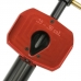 Направляющая для чистки ствола с держателем для патчей Bore Tech для калибра .25-.30 (красный) BTPG-2100-00