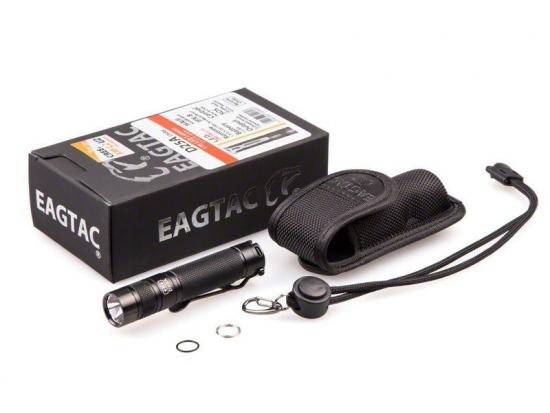 Фонарь карманный EagleTac D25A Clicky