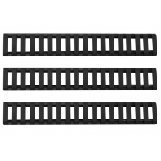 Защита для планки пикатинни (наружная, черная) RAIL COVERS DD-0010-BK