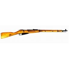 Оружие списанное (охолощенное) модели  КО-91/30-СХ  Снайперская винтовка Мосина (Граненка) (1927 г.)