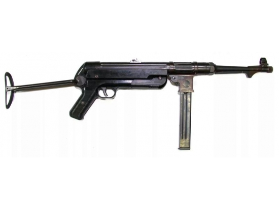 Карабин МА-МР38 (Шмайсер) калибра 9x19 Luger