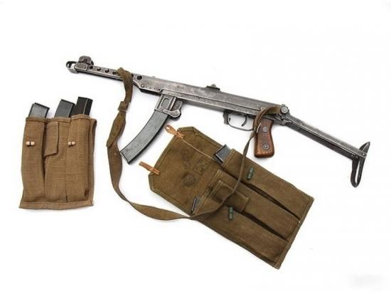 Оружие списанное (охолощенное) модели ППС-СХ