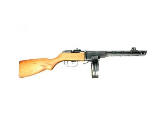 """Оружие списанное (охолощенное) модели  """"ППШ-СХ"""""""