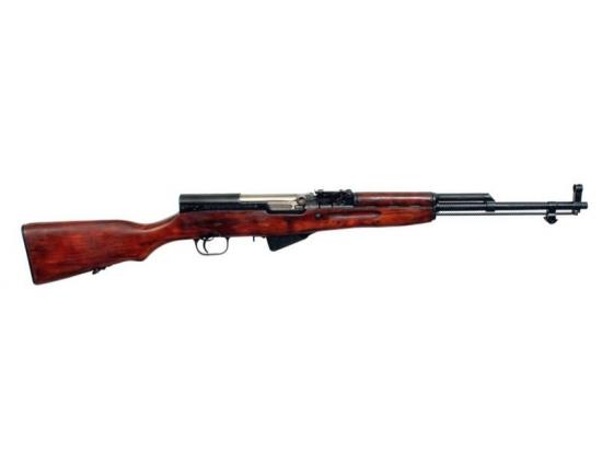 Оружие списанное (охолощенное) модели СКС-СХП