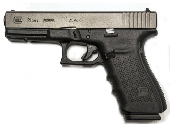 Пистолет спортивный Glock 21 Gen4 калибра 45 Auto (Глок)