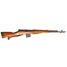 Карабин СВТ-О калибра 7,62x54 (Самозарядная винтовка Токарева)