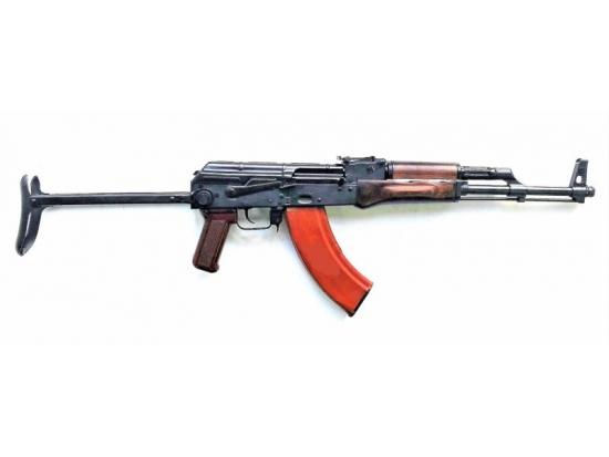 Оружие списанное (охолощенное) модели АКМС-СХ