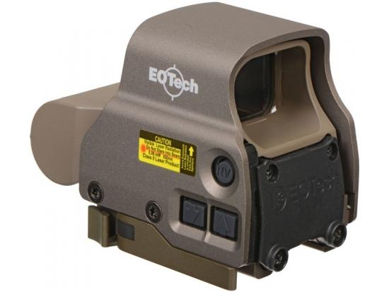 Прицел голографичесий колиматоый EOTech 65 MOA ring, 1 MOA dot, QD lever, EXPS3-0