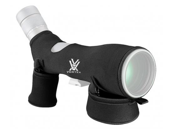 Чехол на зрительную трубу 50 мм (угловой) Vortex Razor HD Black Fitted Case for 50 mm Spotting Scope (Angled) R-50