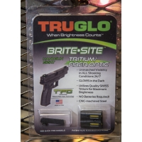 Мушка оптоволоконная - прицел TFO™ TRITIUM (зеленый/желтый) (TG131GT1Y)