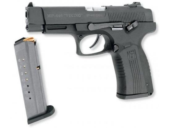 Пистолет спортивный VIKING MP-446C Викинг (Пистолет Ярыгина) калибра 9x19 Luger