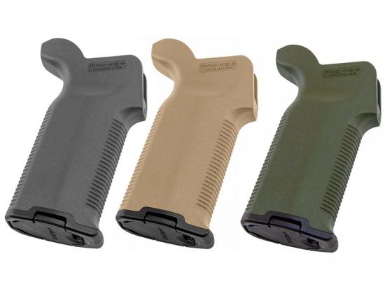 Рукоятка пистолетная Magpul MOE-K2+® Grip – AR15M4 (MAG532) BLK