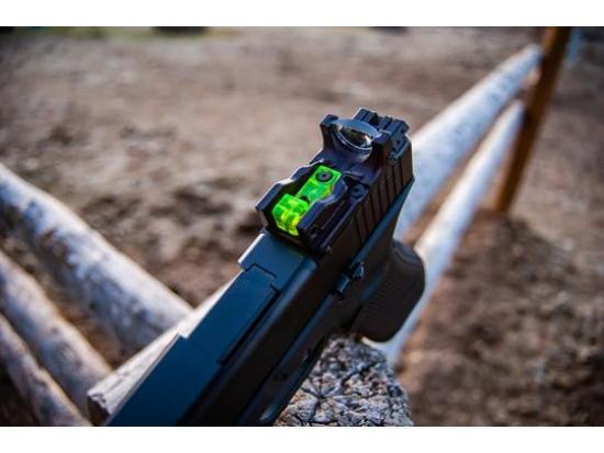 Прицел MK3 с использованием пластинчатой системы RMR (Mk3 Tritium Sight Plate System RMR Plate Delta reticle with Tritium пистолетный) для GLOCK