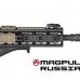 Планка Picatinny с креплением M-LOK полимерная, Magpul® M-LOK® Polymer Rail, 9 Slots