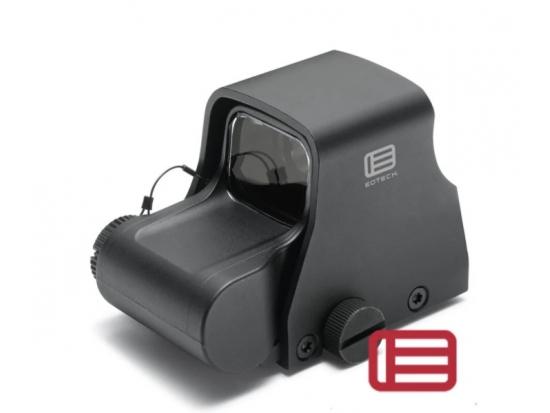 Прицел голографичесий коллиматорный EOTech 65 MOA ring 1 MOA dot XPS2-0 BLK