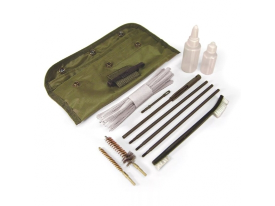 Тактический набор для чистки оружия .223Rem с креплением на ремень