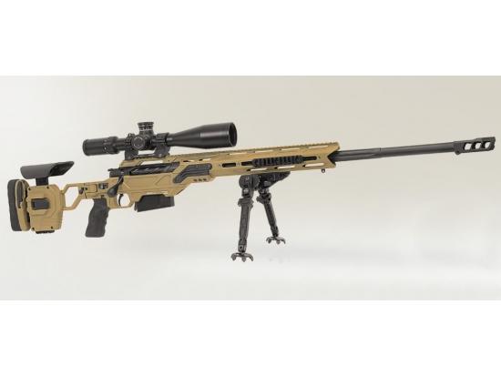 """Охотничий нарезной карабин CDX-MC KRAKEN кал.338 LM 26"""" с тремя доп.стволами (MULTI-CALIBER RIFLES)"""