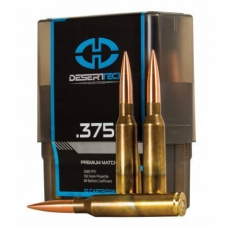 Патроны Desert Tech Munitions .375 CT OTM 352gr