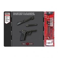 Master Handgun станция комплексной очистки пистолетов калибра .22 / 9мм / .357 / .38 / .40 / .45.. купить в Москве
