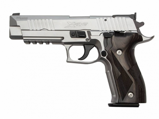 Пистолет спортивный Sig-Sauer P 226 X-Five Allround Champion 9 mm купить в Москве