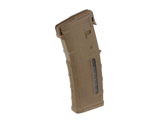 Магазин Magpul PMAG 30 AR/M-4 на 30 патронов 5,56 x 45 (223 Rem) с окошком (MAG556-MCT)
