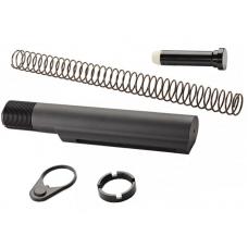 Труба буферная телескопического приглада AR-STONER Buffer Tube Assembly 6-Position Mil-Spec Diameter AR-15 Aluminum Black (866002)