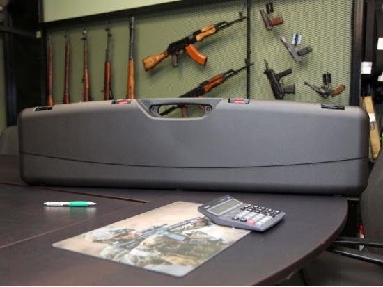 Кейс для оружия с кодовыми замками Megaline 200/9, 110х25х11
