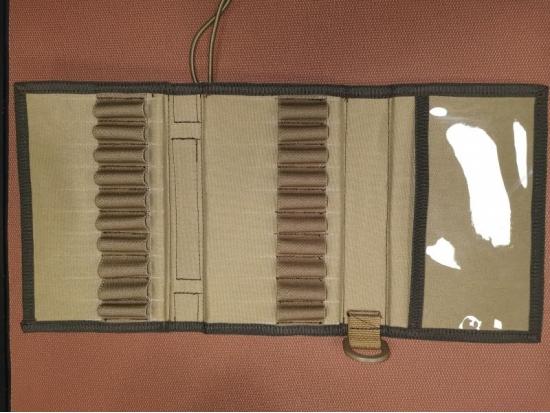 Клатч для патронов 338 Win Mag на 20 патронов (RBT-338-20)