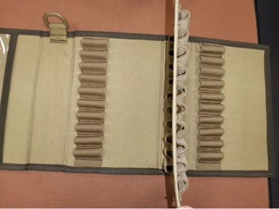 Клатч для патронов 338 Win Mag на 40 патронов (RBT-338-40)