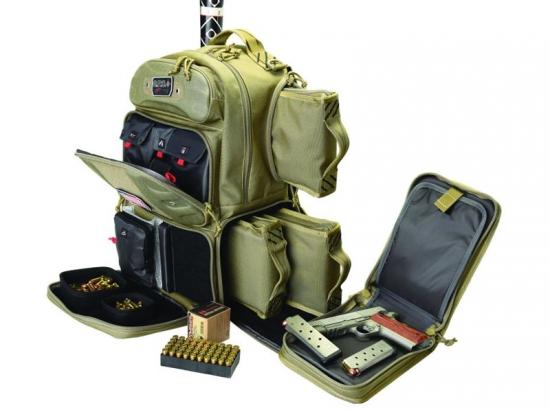Рюкзак G.P.S. Tactical Range Backpack Tall (783760)