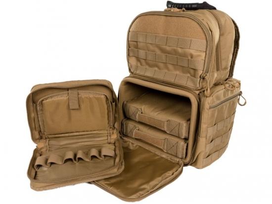 Рюкзак MidwayUSA Range Bag Backpack Coyot (708878)
