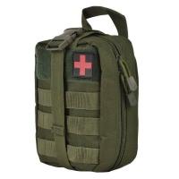 Медицинский тактический подсумок Molle RS0301