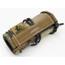 "Чехол термозащитный Rifles Only Suppressor Cover H.A.D Длина 7 - 8"", цвет Coyote Brown"