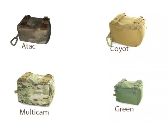 Подушка тактическая Wiebad Pump Pillow (разные цвета)