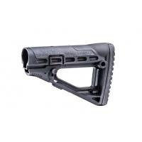 """Приклад полимерный """"СКЕЛЕТОН"""" для M16 / M4 / AR-15 / AK-47 / AK-74 / REM870 SBS / 01"""
