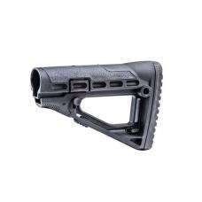 """Приклад полимерный """"СКЕЛЕТОН"""" для M16 / M4 / AR15 / AK47 / AK74 / REM870 SBS / 01"""