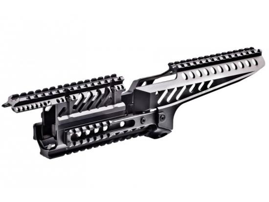 Ствольные накладки CAA TACTICAL для AK47 / AK74 / 74М / 100-ые серии / Сайга XRS47 / 01