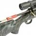 Направляющая для шомпола Bore Tech для чистки оружия калибра .25 - .30 (красная) BTBG-0200-00