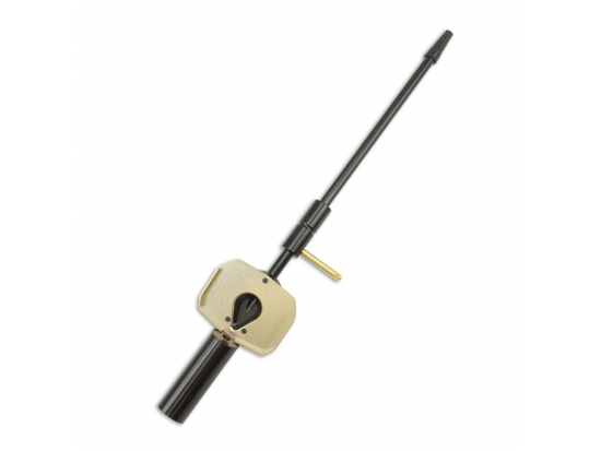 Направляющая для чистки ствола с держателем для патчей Bore Tech для калибра .17 - .25 (золото) BTPG-1100-00