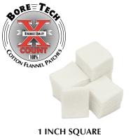 """Патч Bore Tech  1"""" квадратный (упаковка 1000 шт.) BTPT-1-S1000"""