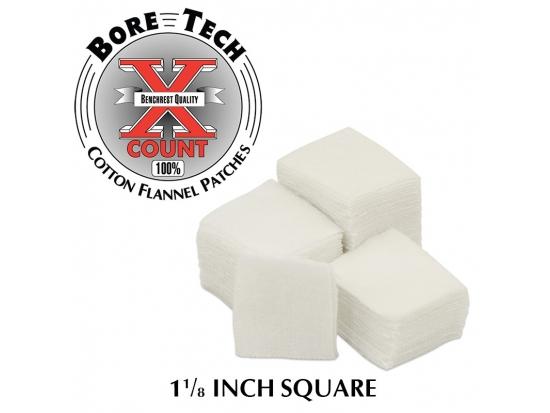"""Патч Bore Tech  1 -1/8"""" квадратный (упаковка 1000 шт.) BTPT-118-S1000"""