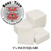 """Патч Bore Tech 1 - 3/4"""" квадратный (упаковка 1000 шт.)  BTPT-134-S1000"""