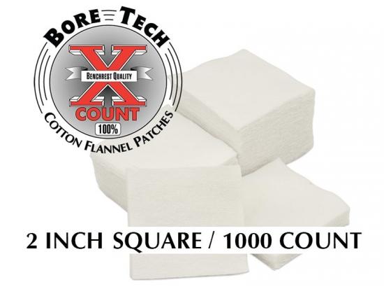 """Патч Bore Tech  2"""" квадратный (упаковка 1000 шт.) BTPT-2-S1000"""