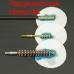 """Шомпол Bore Tech BSTX-2209-RF для пистолетов калибра .22 - .45  L = 23 см (9"""")"""