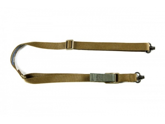 Ремень тактический оружейный Blue Force Gear Standard Issue Vickers Sling   (VCAS-PB-125-AA-CB)