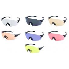 Очки защитные для стрельбы Evolution Connect 7 цветов (Великобритания)