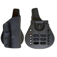 Кобура поясная открытая для пистолетов Glock/CZ/SIG KYDEX Falco 6202